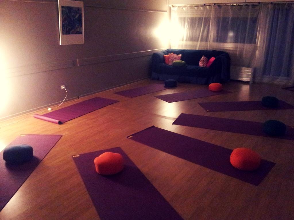 lieu pratique yoga