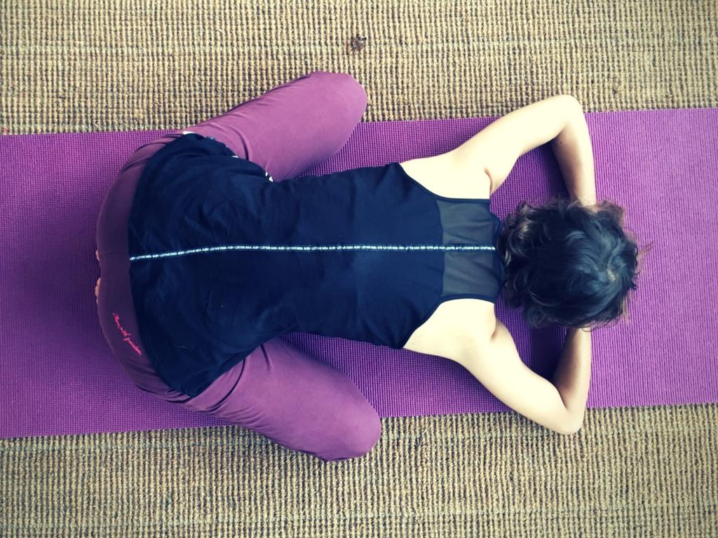 séance posture yoga mudra