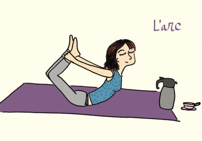 yoga arc